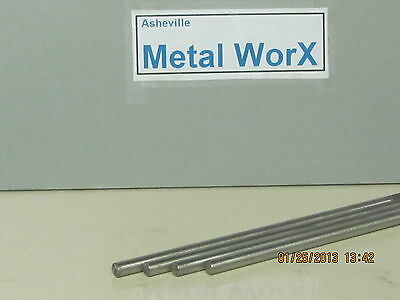 """1/4"""" .250  Stainless Steel Rod  304     10 pcs   6"""" long   FREE SHIPPING"""
