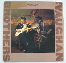 """The VAUGHAN BROTHERS """"Tic toc""""  SP 7"""" 45T.    1990"""