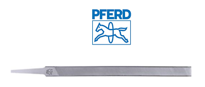 PFERD Flat Double Bevel Chisel Bit Square Chisel Chainsaw File 17082-S