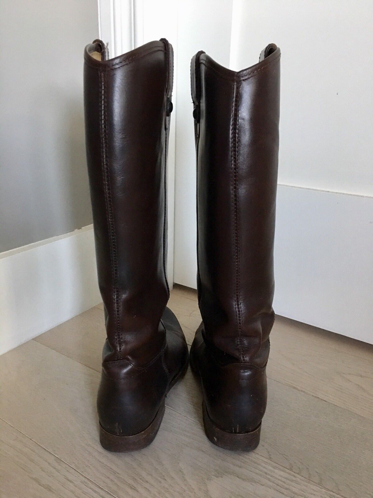 Frye Melissa Button Stiefel - - - Größe 9.5 7d65f1