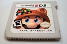 Nintendo 3ds super mario land 3d game 2ds