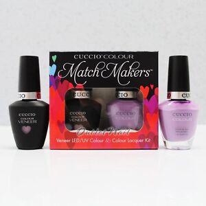 CUCCIO-Colour-Veneer-Match-Makers-Duo-Kit-6144-SOUL-SURFER-0-43oz-Lilac-Purple