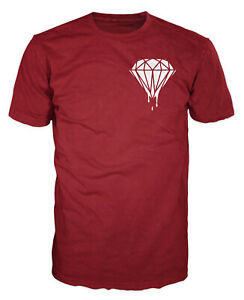 Dripping-Diamond-Chest-Swag-Hipster-Fashion-Dope-Urban-Unisex-T-shirt