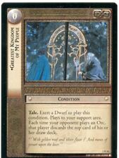 Lord Of The Rings CCG FotR Card 1.R16 Greatest Kingdom Of My People