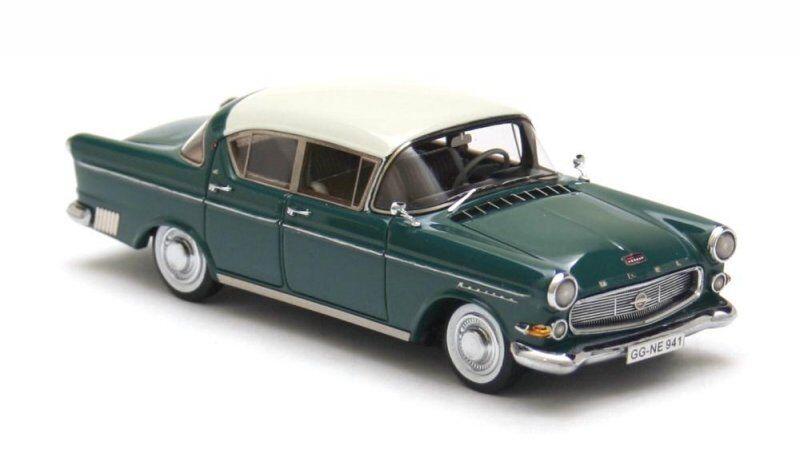Oppenheim capatan 2,5 blanco verde 1958, modelo 1   43.