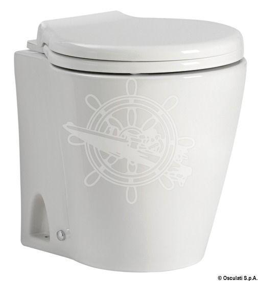 Osculati WC Slim elektrisches WC Osculati 12 V 29e95d