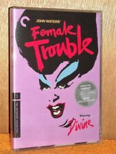 Female Trouble (DVD, 2018, Criterion Collection)