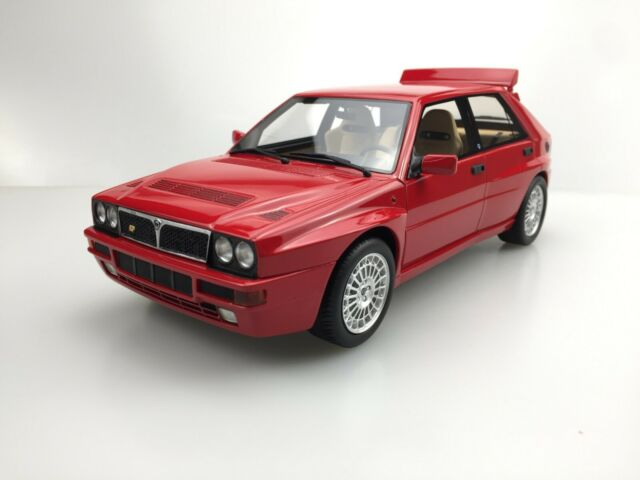 LS034F 1//18 LS COLLECTIBLES 1993 LANCIA DELTA INTEGRALE EVOLUTION II