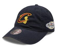 Cleveland Cavaliers Cap NBA Mitchell & Ness Tonal n Gold Dat Hat Strap Cap - New