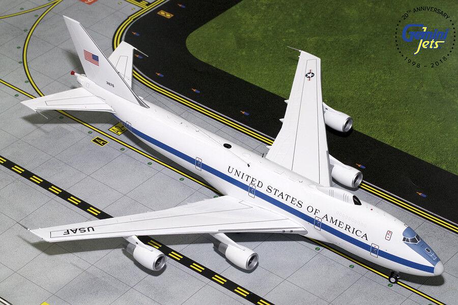 Gemini Jets U.S. Air Force Boeing E-4B 73-1676 1 200 200 200 G2AFO761 f38c37