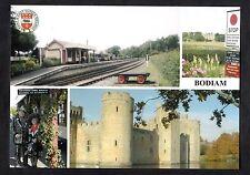 C2000 Multiviews of Bodiam Castle, Station