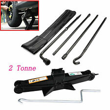 For 04 14 Ford F150 Spare Tire Tool Kit Lug Wrench Set 2 Tonne Scissor Jack Fits Ford