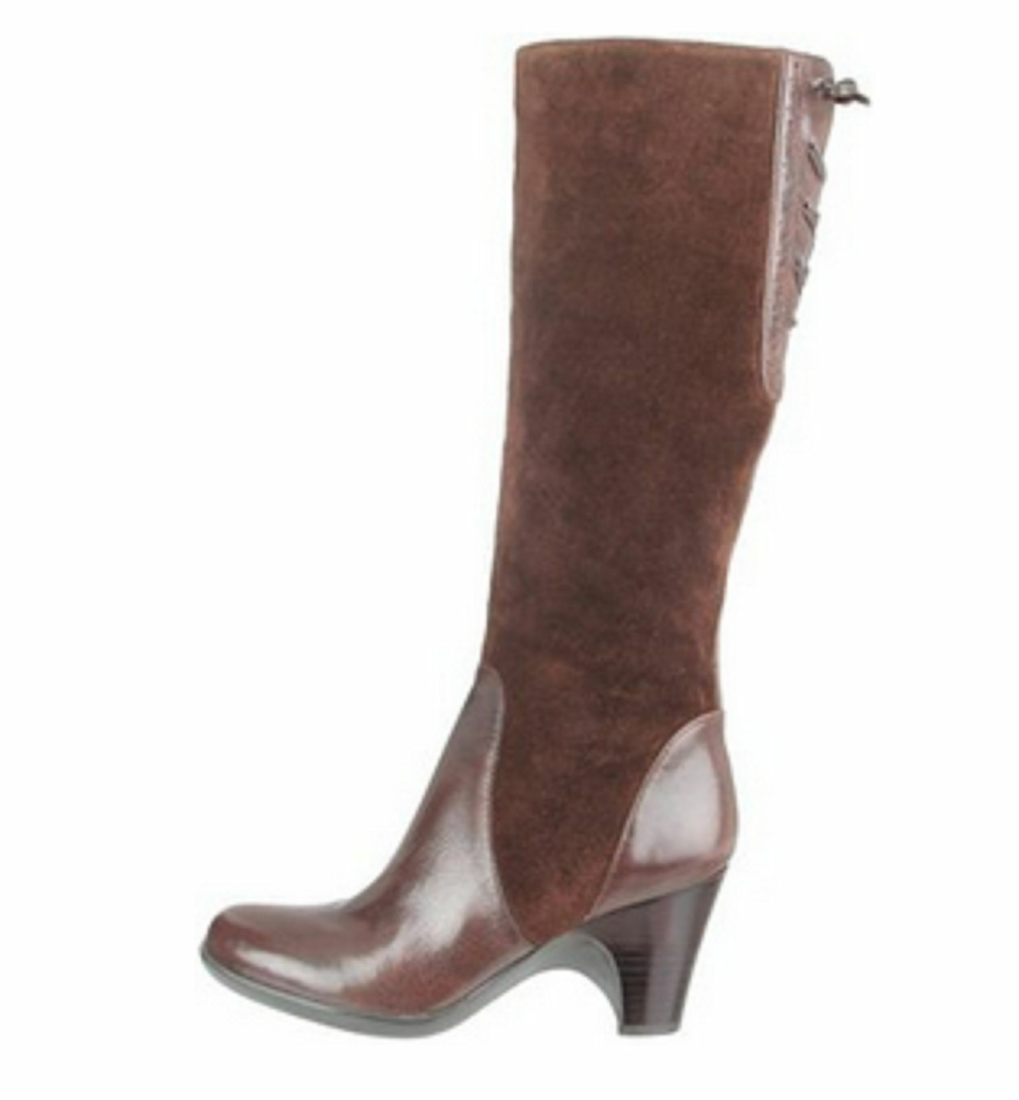Naturalizer Women's Milano Boot Brown  Size 9 M US