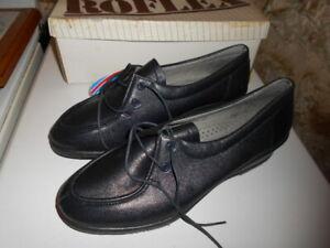 Chaussures à lacets confort RHODE ROFLEX en cuir p. 38 neuves