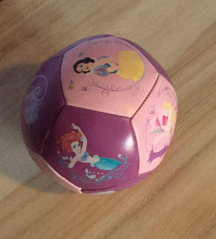 Bold, Blød bold med disneyprinsesser