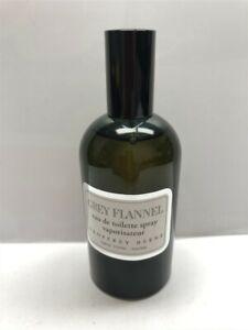 Grey Flannel by Geoffrey Beene 4.0 oz Eau de Toilette Spray for Men, As Imaged