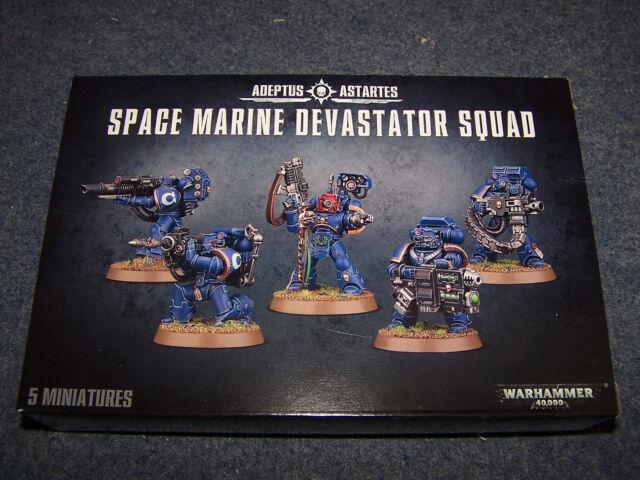 40K Space Marines Devastators Multi Melta Bits
