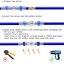 thumbnail 11 - 100-800pcs Waterproof Heat Shrink Wire Connectors Terminals Solder Seal Sleeve