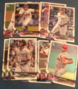 2018-Bowman-Chrome-Prospects-BCP1-BCP250-A-Z-You-Pick-From-List