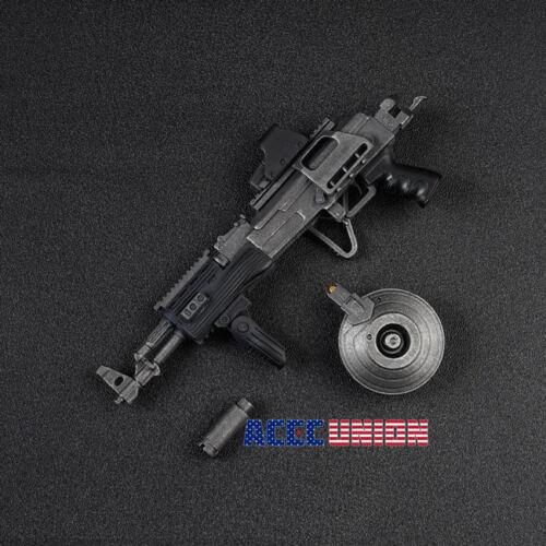 "Échelle 1//6 AK47 AKM Tactical Gun Toys arme modèles pour 12/"" Soldat Figure U.S.A."