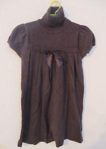 ZARA ° hübsches Kleid Gr. 116 grau Kurzarm Mädchen ...