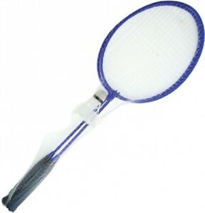 Federball Badminton Spiel-Set Komplettset bestehend aus 2 Schlägern und 1 Ball