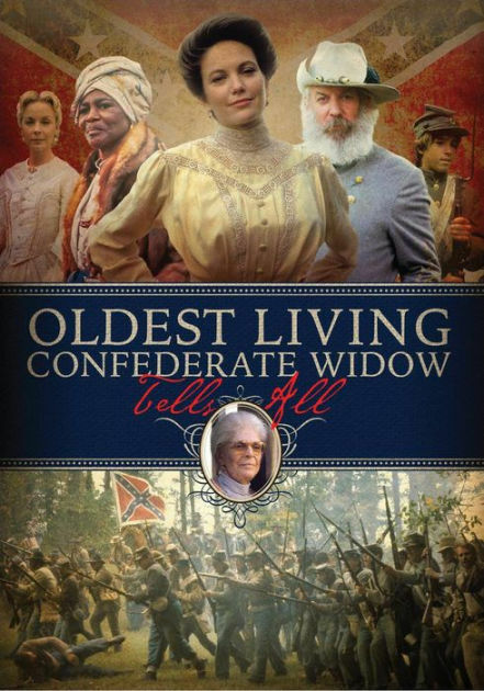 THE OLDEST LIVING CONFEDERATE WIDOW TELLS ALL: MINISERIES - DVD - Region 1
