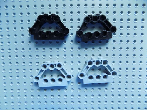 Lego Technic Pin Connector Engine Block 1 x 5 x 3 lot of 2  pick your color