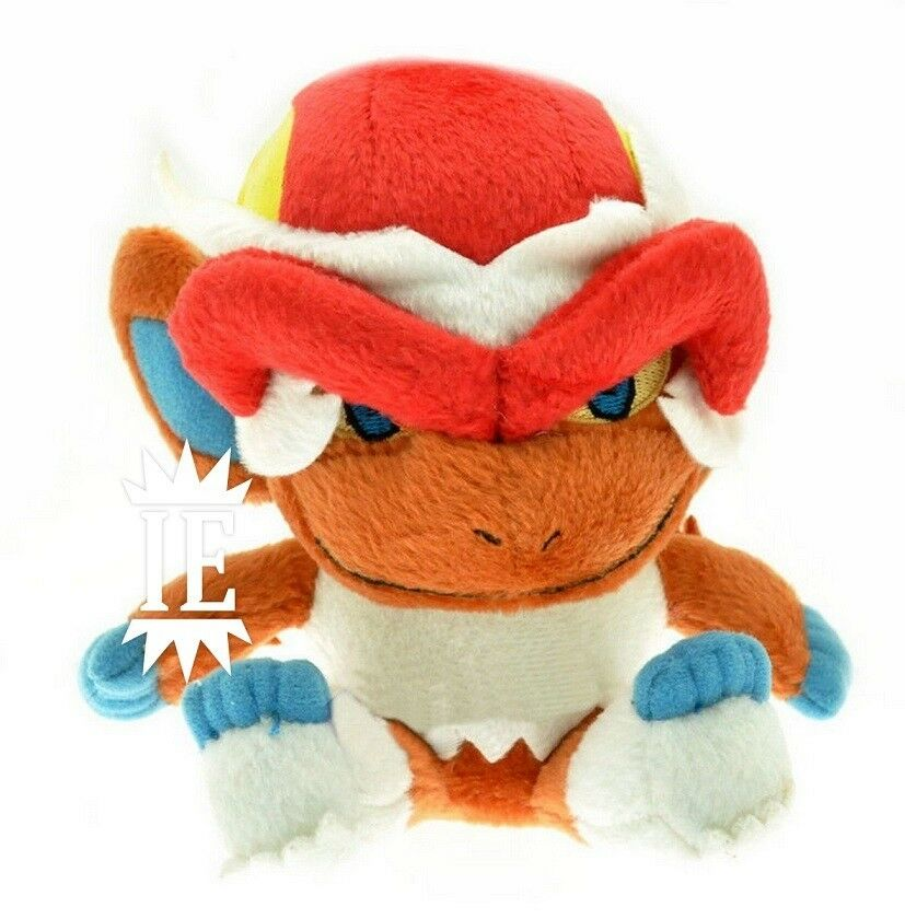 Pokemon panferno Plüsch Panflam monferno Schneemann Schneemann Schneemann simiabraz Plush panferno 392 7a7ae6