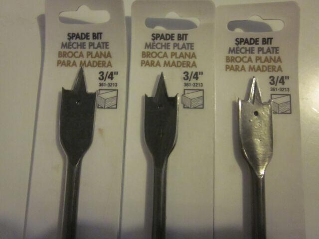 Vulcan Wood Spade Bit 3//4 16 247671or for sale online