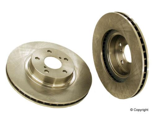Disc Brake Rotor-Original Performance Front WD Express 405 49 024