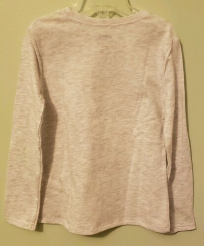 Old Navy Girls 18-24 2T 3T 4T 5T Minnie Mickey Mouse Long Sleeve Shirt #21119