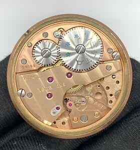 Vetta-Cal-comme-1560-Manuel-Vintage-33-6-mm-Pas-Fonctionne-pour-Parts-Verre-Cap