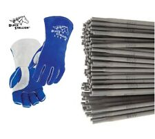 Stick Electrodes E6010 532 10ibs Welding Rod 6010 With Revco Welding Glove