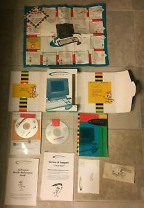 Monorail Vintage Desktop Computer Owner's Kit with Guide & Software ONLY