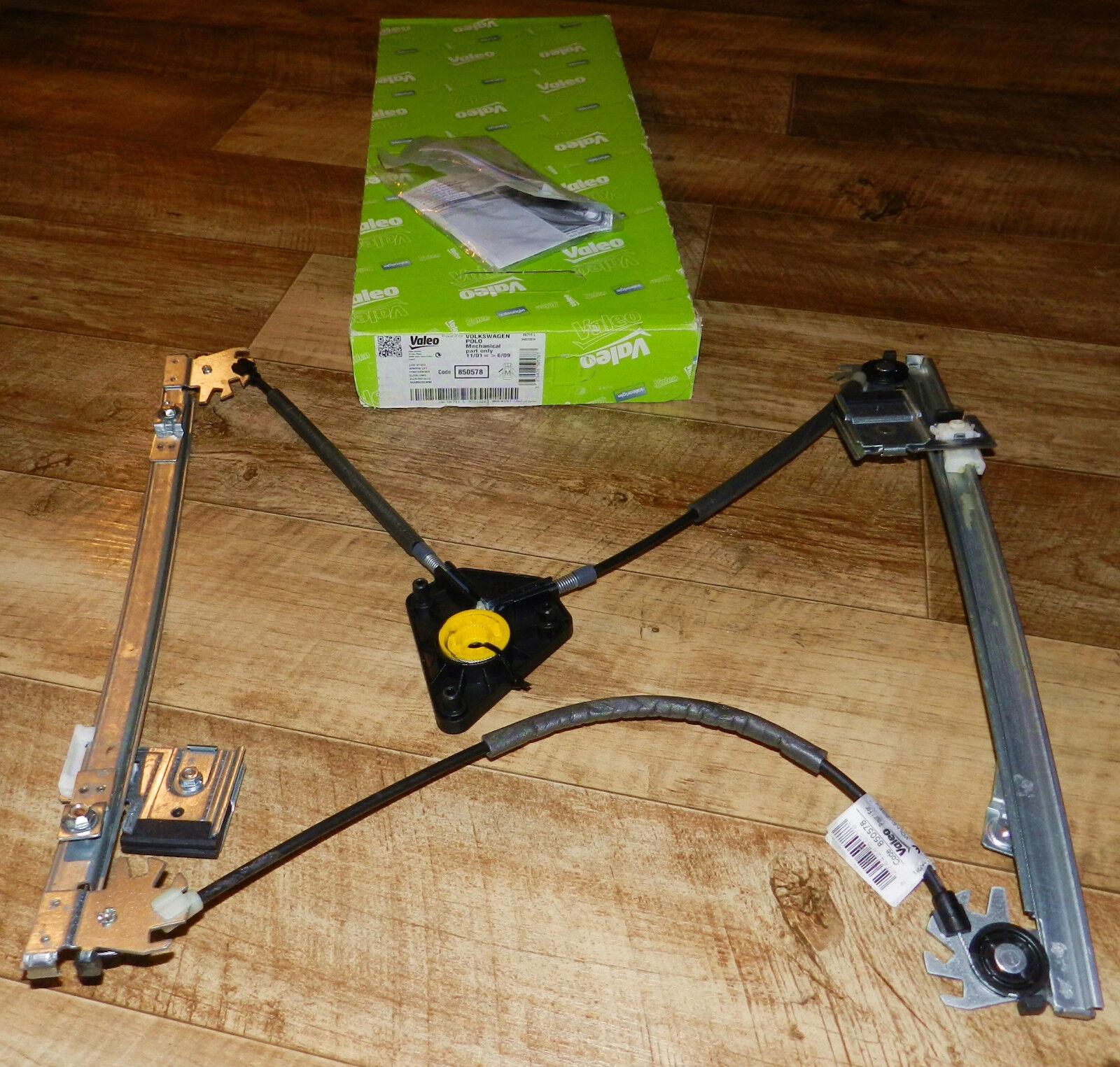 850578 ValeoFensterheber Vorne VWFensterheber fensterheber motor