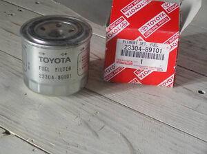 toyota dyna genuine oem diesel fuel filter 23304 89101 ebayimage is loading toyota dyna genuine oem diesel fuel filter 23304
