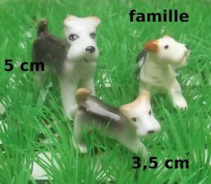 Chiens En Céramique,collection,objet De Vitrine, Hond, Dog G-chiens-i Wob9upe4-07232929-826212047