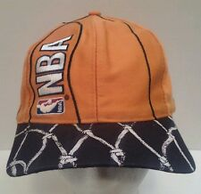 Vtg Logo7 NBA Basketball Embroidered Snapback Hat Stouffers French Bread Pizza
