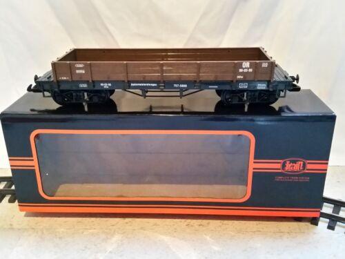 Traccia G-Train opzionale con varianti modificati 4-assiali bassa bordo macchina
