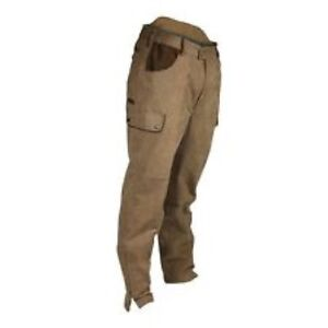 Percussion-Mens-Rambouillet-Trousers-in-Brown-Shooting-Hunting