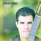 Coming of Age: Music for Guitar by Bach, Sor, T¢rroba and Brouwer (CD, Oct-2012, Nicholas Ciraldo)