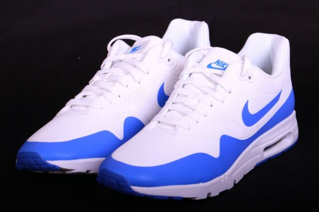 finest selection 4d310 a03d4 Nike Women s Air Max 1 Ultra Moire White Running Casual Shoes 704995 100 Sz  11