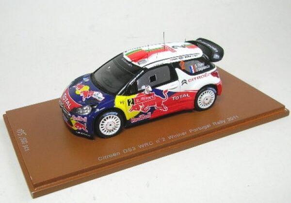 Citroën DS3 DS3 DS3 WRC N° 2 Gangant Course Portugal 2011 7b0f39