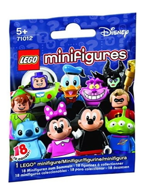 71012 LEGO Disney Series 16 Collectible Minifigure Cheshire Cat