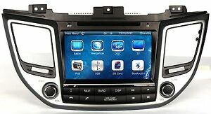 8 car stereo radio dvd player gps navigation for hyundai. Black Bedroom Furniture Sets. Home Design Ideas