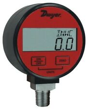 Dwyer Dpga 08 Digital Pressure Gauge For Airgas With 1 Accuracy 0 To 100 Psi