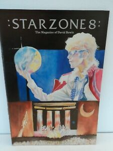 David-Bowie-Starzone-Fan-magazine-issue-8-Mint-Condition