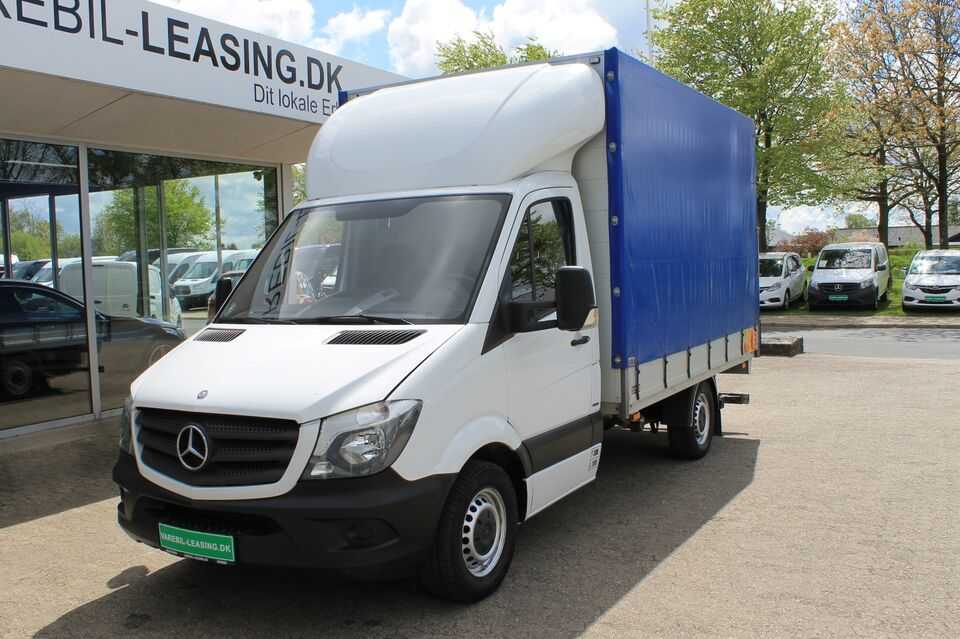 Mercedes Sprinter 313 2,2 CDi R2 Chassis Diesel modelår