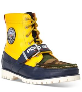 Mens Polo Ralph Lauren Ranger Boots 8 9